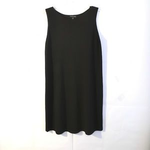 Eileen Fisher Wool Tunic in Black size S/P